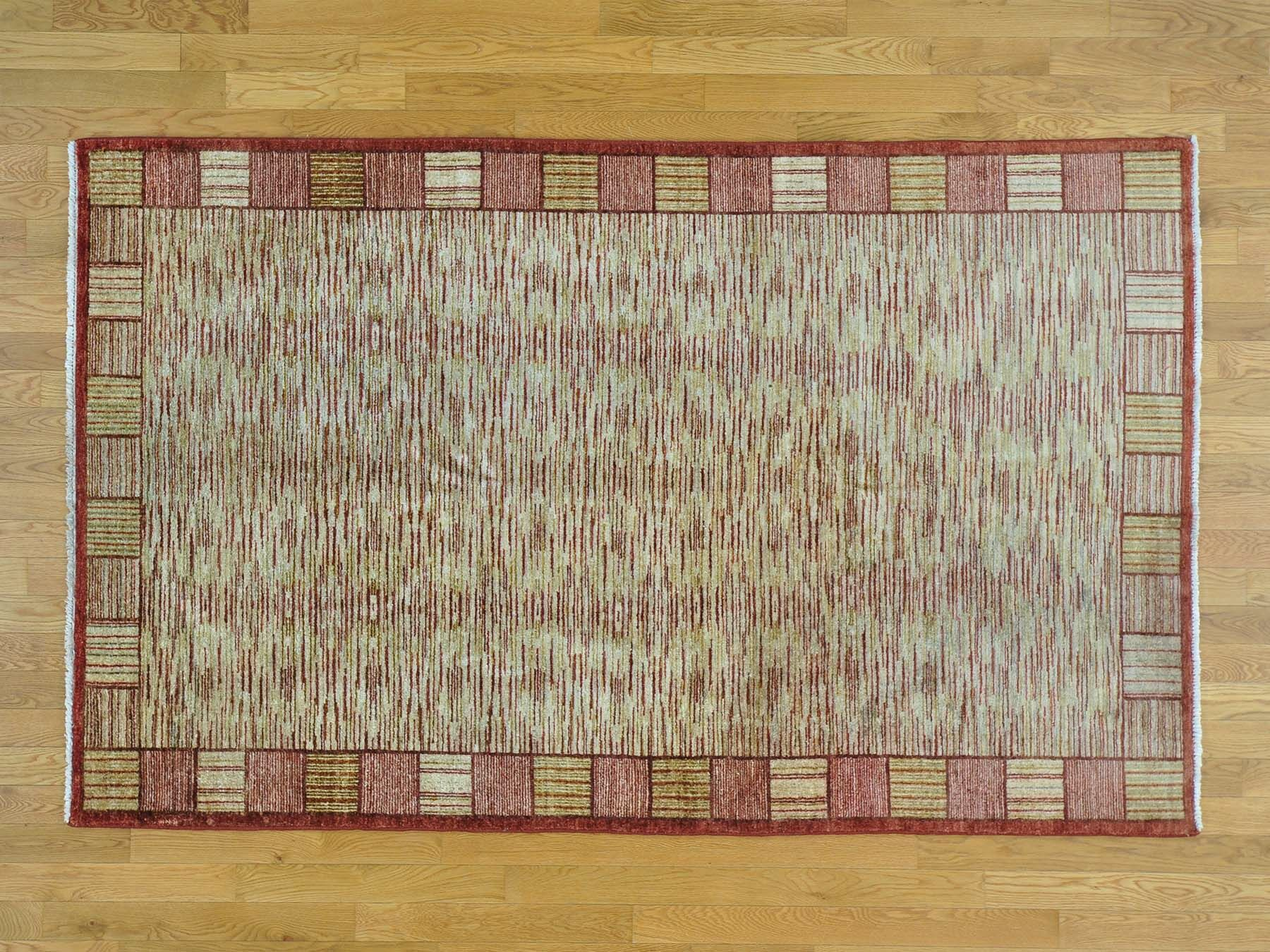 One-of-a-Kind Becker Handwoven Wool Area Rug