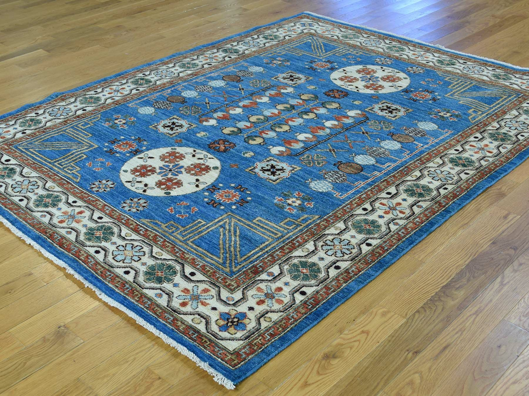 One-of-a-Kind Beauchemin Design Handwoven Wool Area Rug