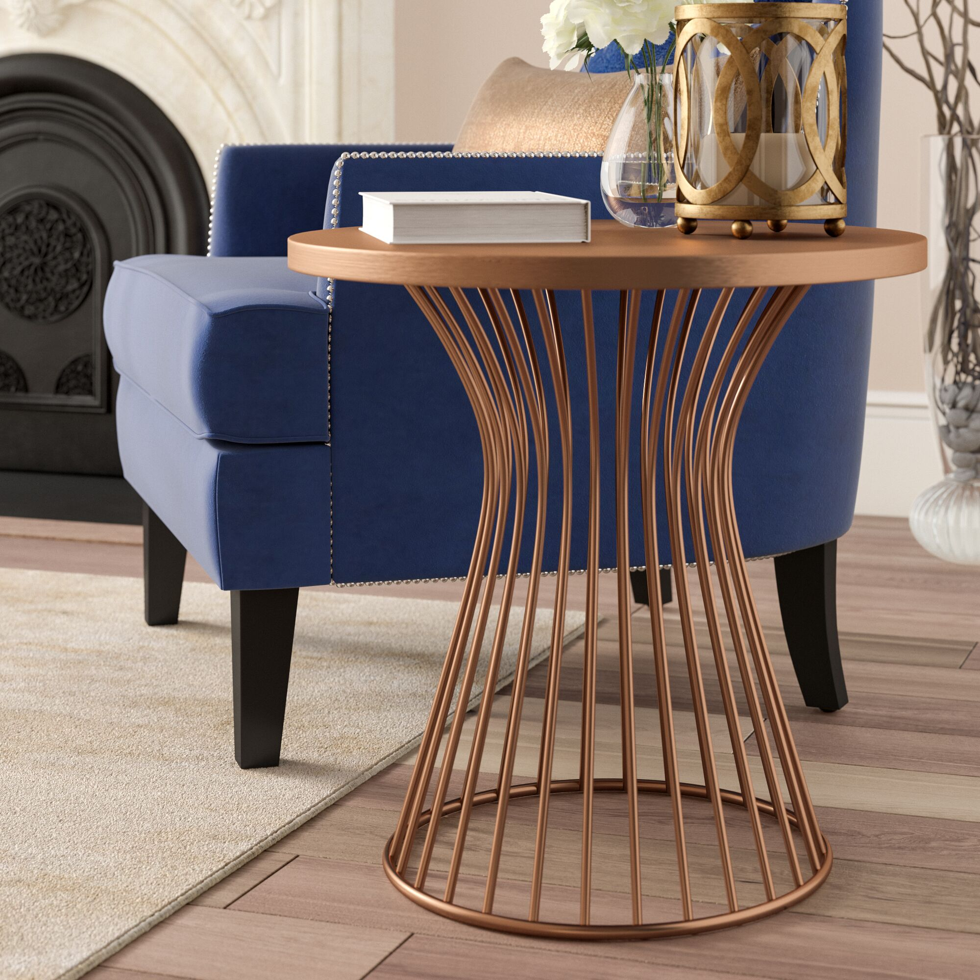 Whisler End Table