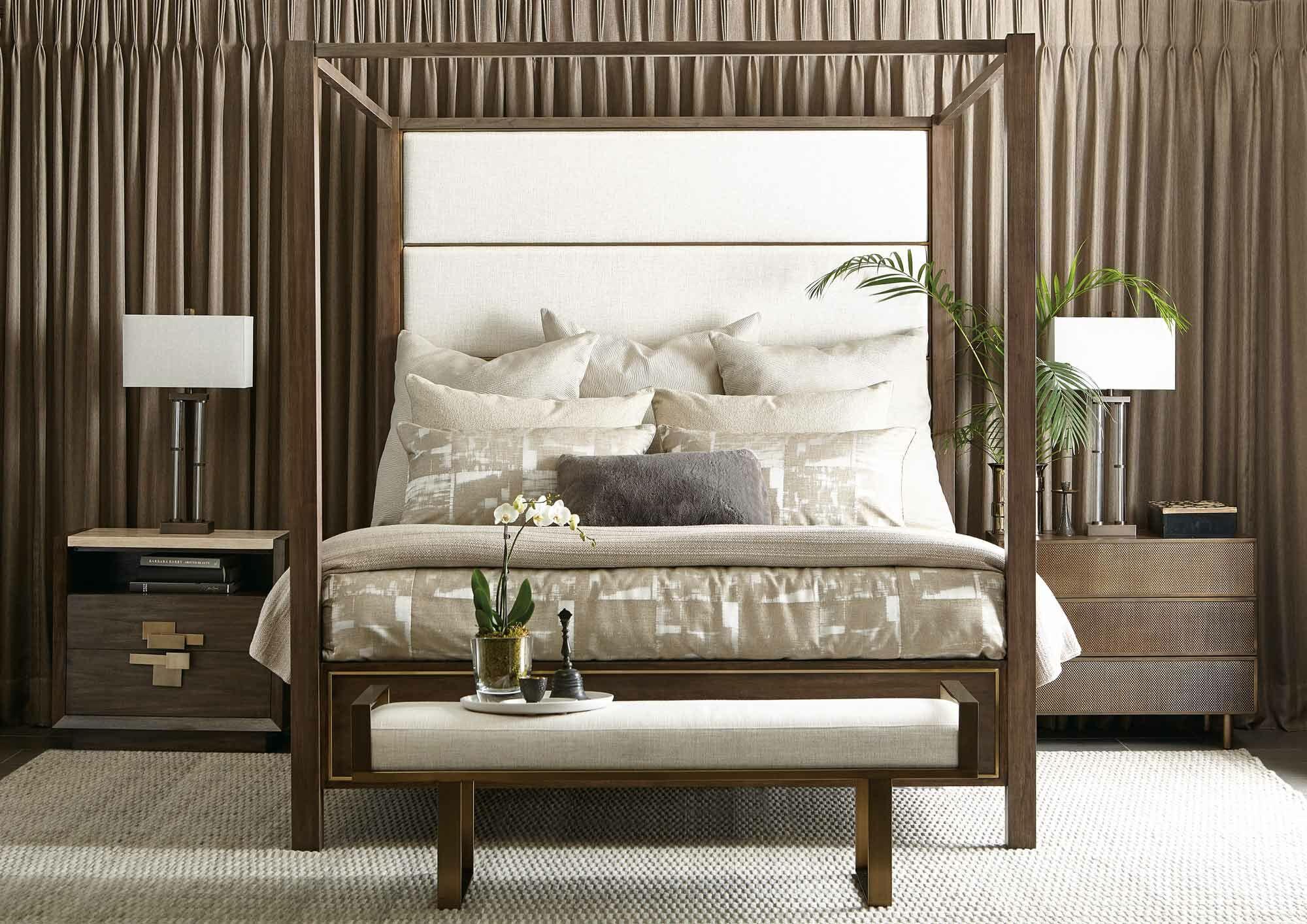 Profile King Poster Configurable Bedroom Set