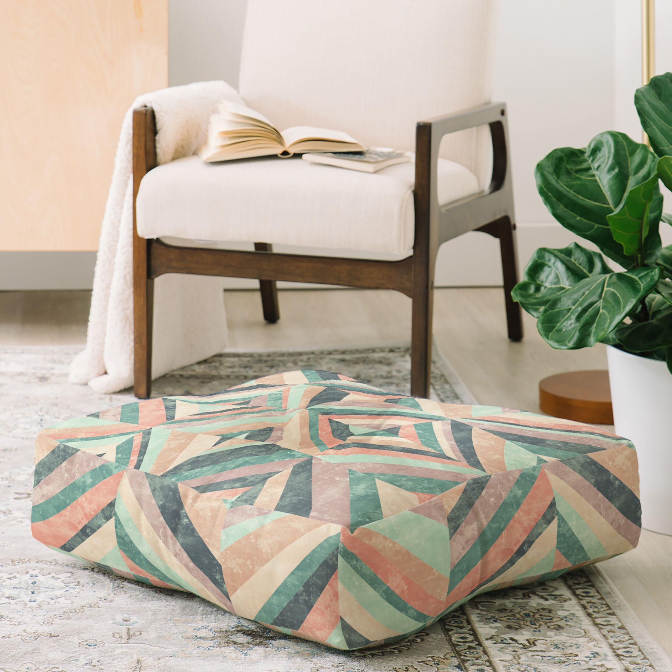 Jacqueline Maldonado Hybrid Holistic Floor Pillow