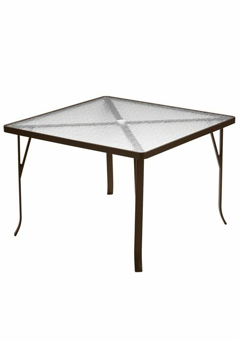 Dining Table Frame Color: Shell