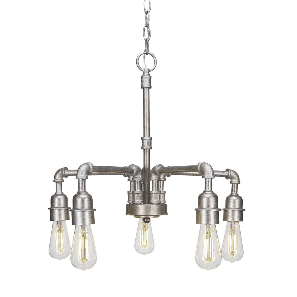 Alexander 5-Light Candle Style Chandelier