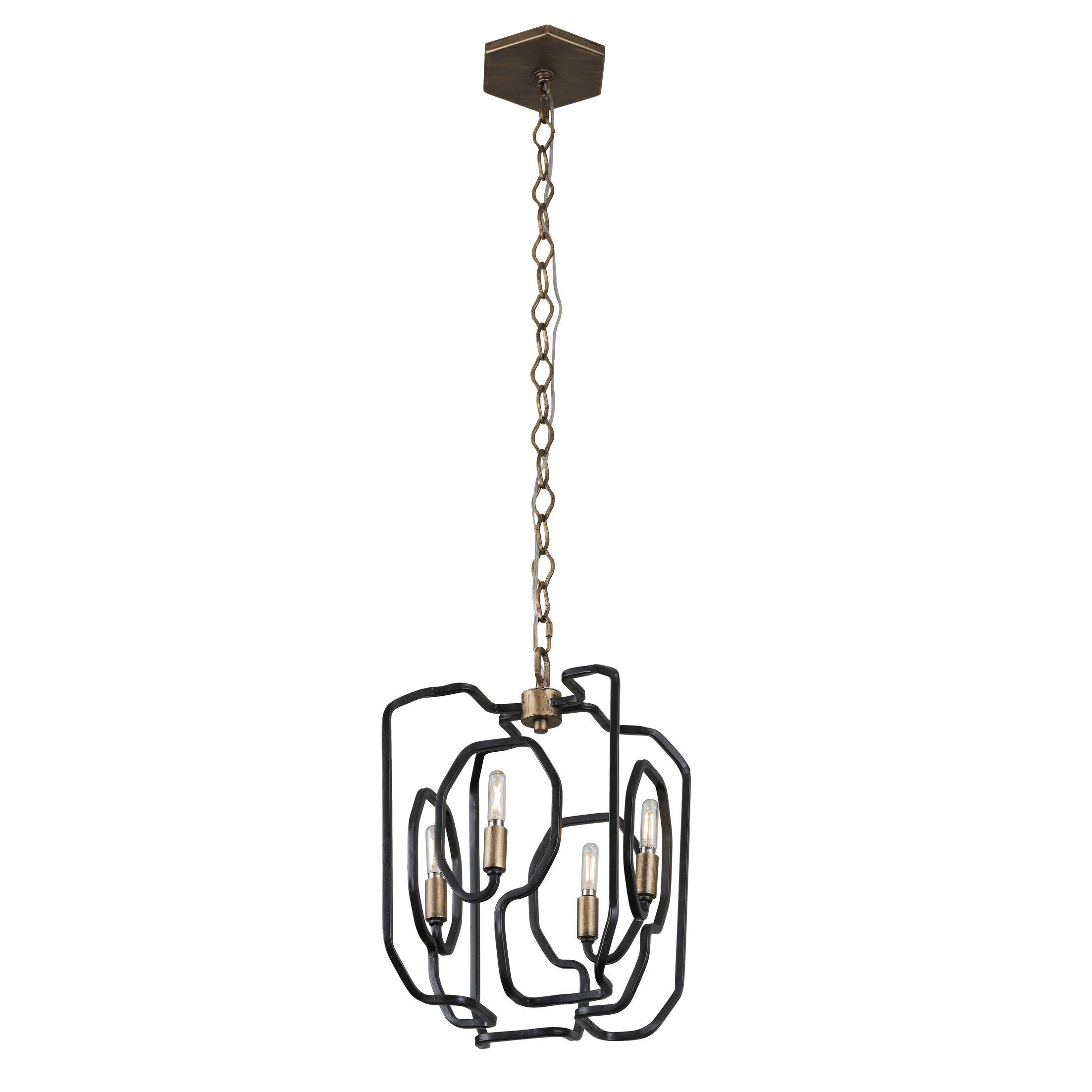 4-Light Novelty Pendant