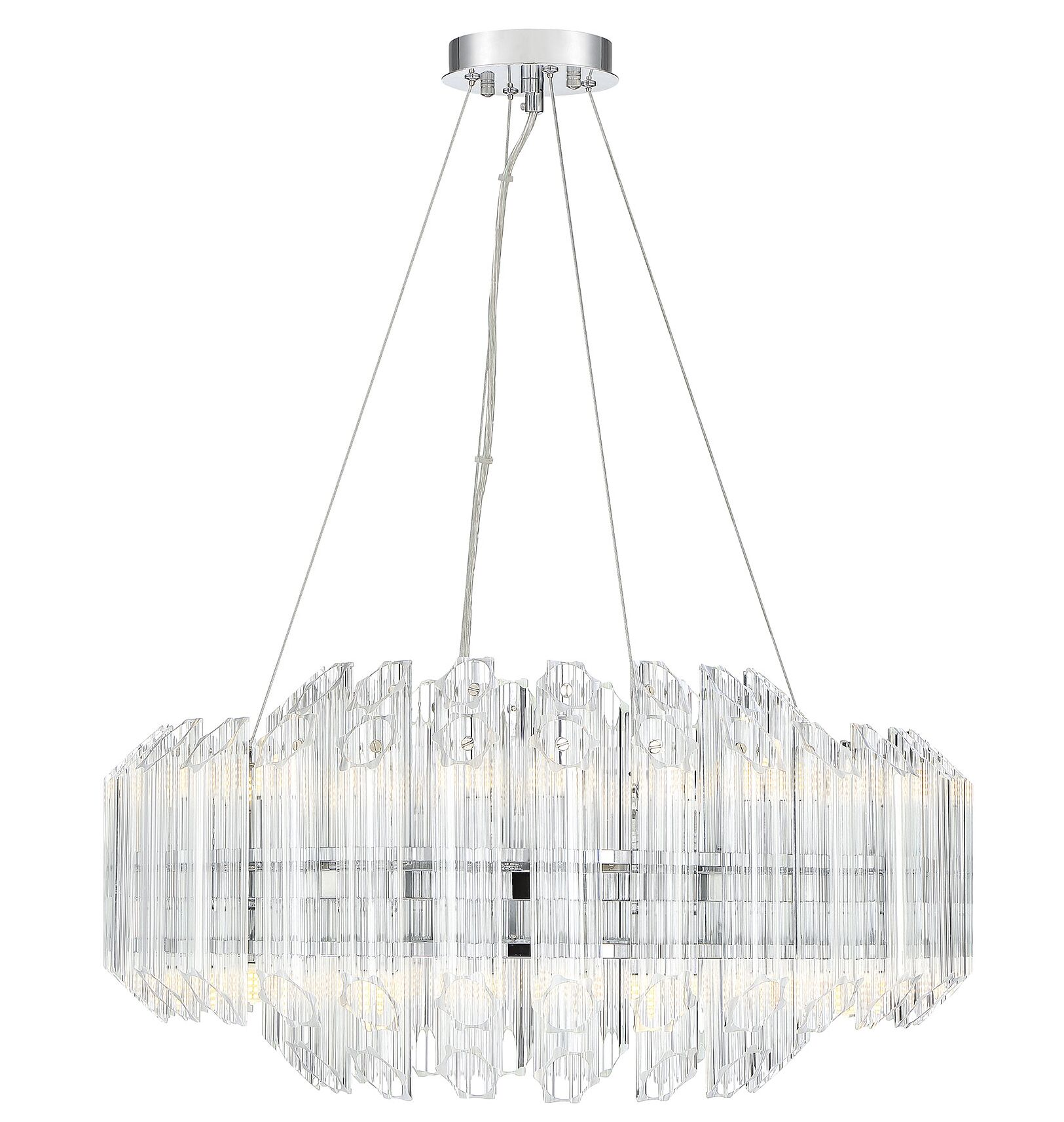 Seymour 16-Light Crystal Chandelier