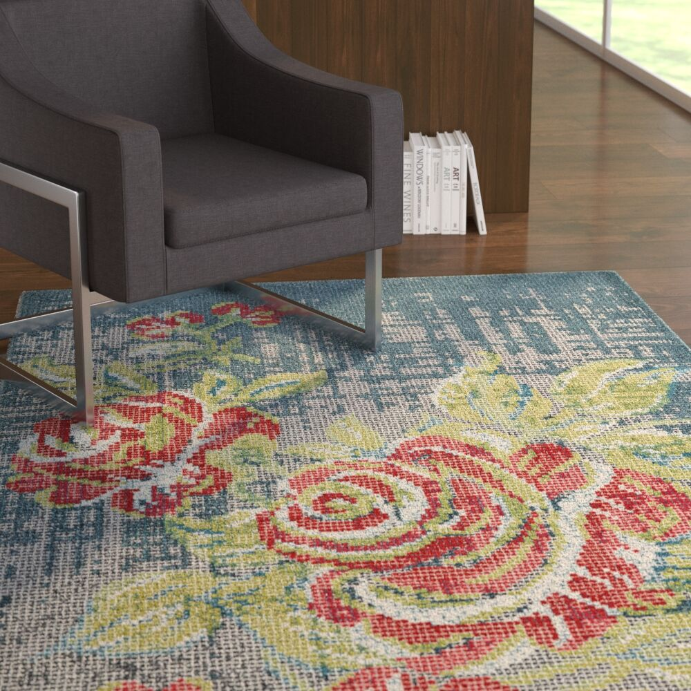 Jacobs Area Rug Rug Size: Runner 2'1 x 7'1