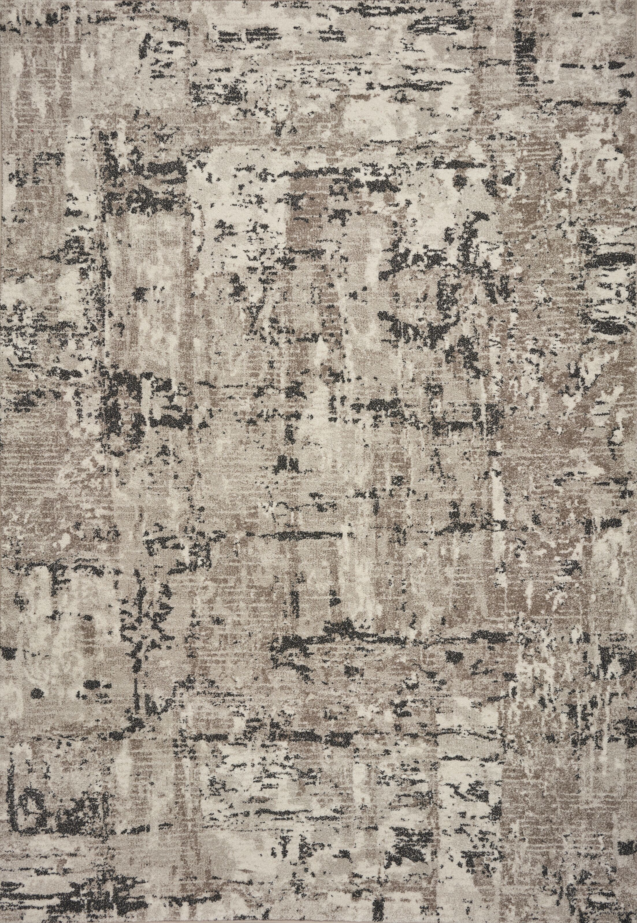 Reedsville Gray Area Rug Rug Size: Rectangle 7'10