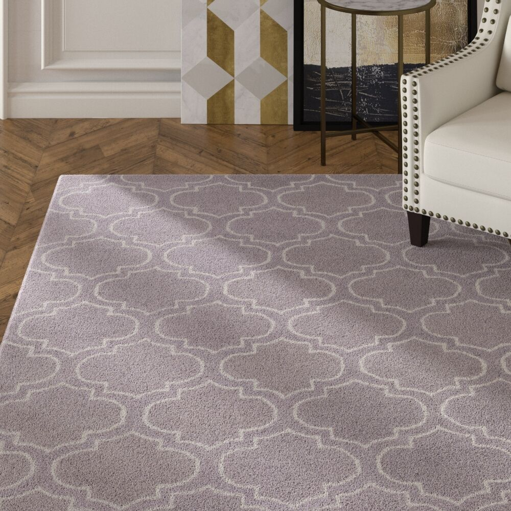 Shandi Hand-Tufted Gray Area Rug Rug Size: Runner 2'3