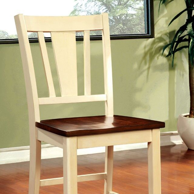Balfor Dining Chair Frame Color: White