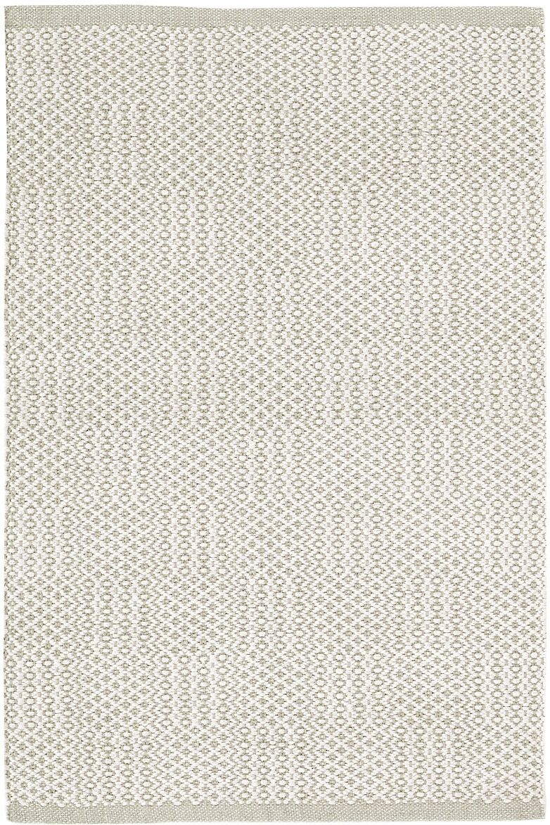 Bonnie Handwoven Flatweave Cotton Gray Area Rug Rug Size: Runner 2.5' x 8'