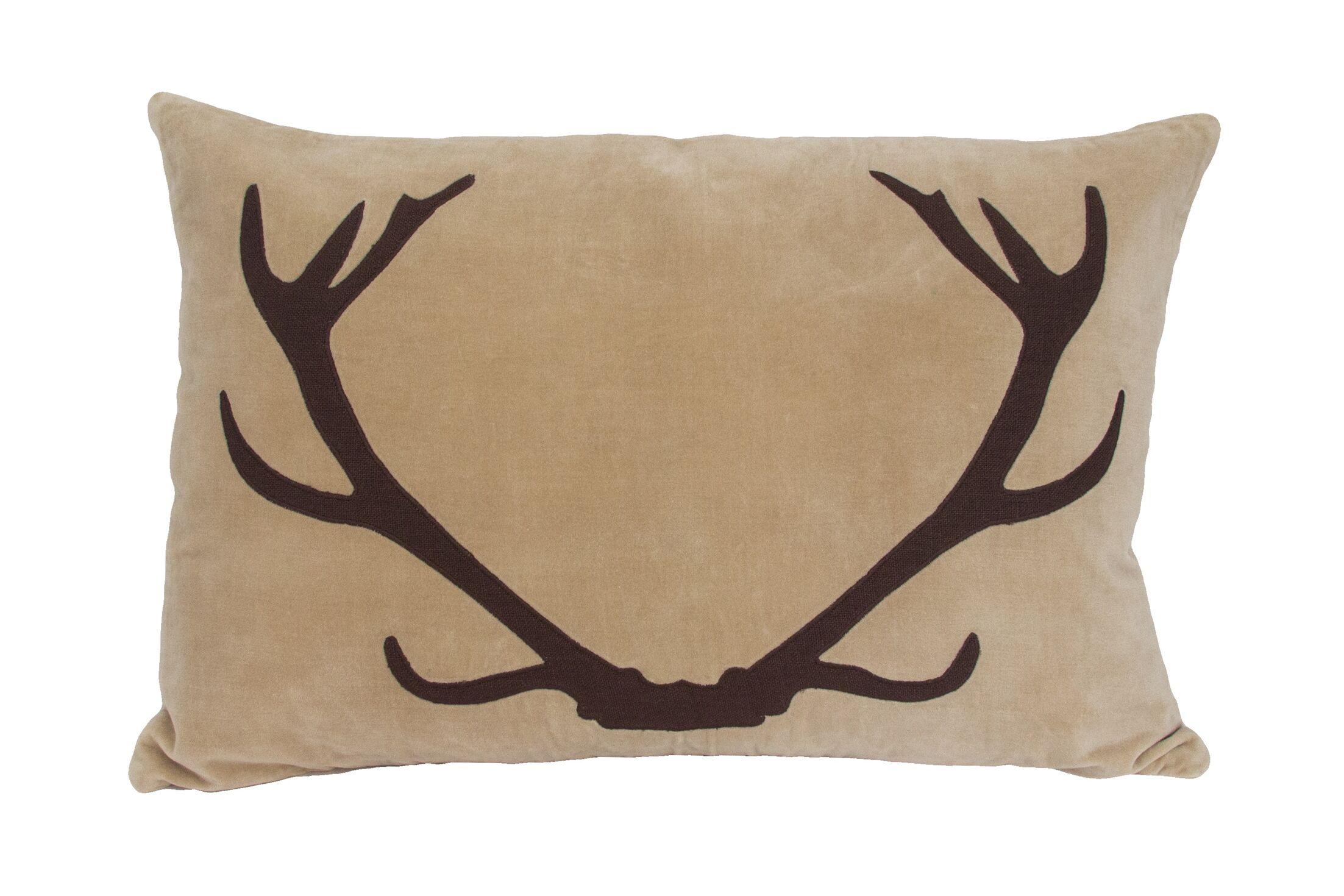 Blitzen Sesame Lumbar Pillow