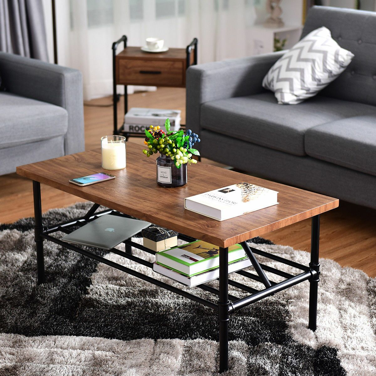 Cheney 2 Piece Coffee Table Set