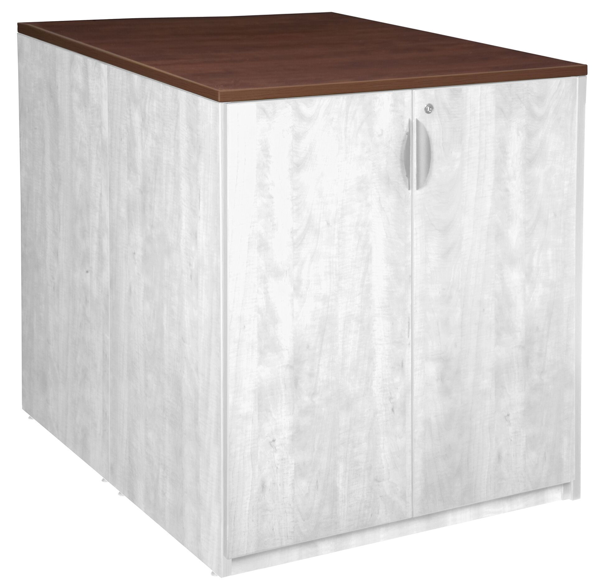 Hasting Stand Up Table Top Color: Cherry