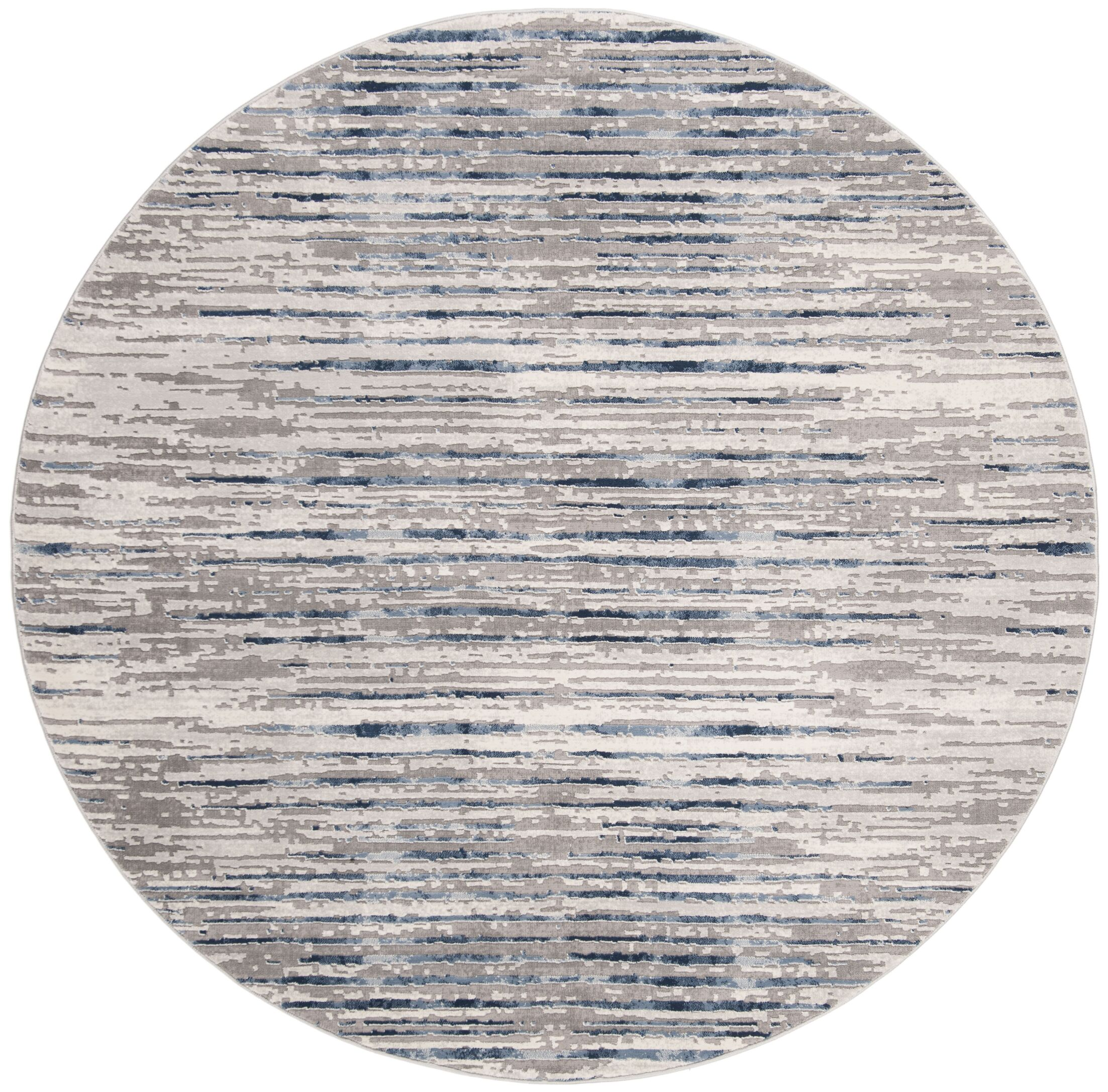 Daniel Gray Area Rug Rug Size: Rectangle 9' x 12'