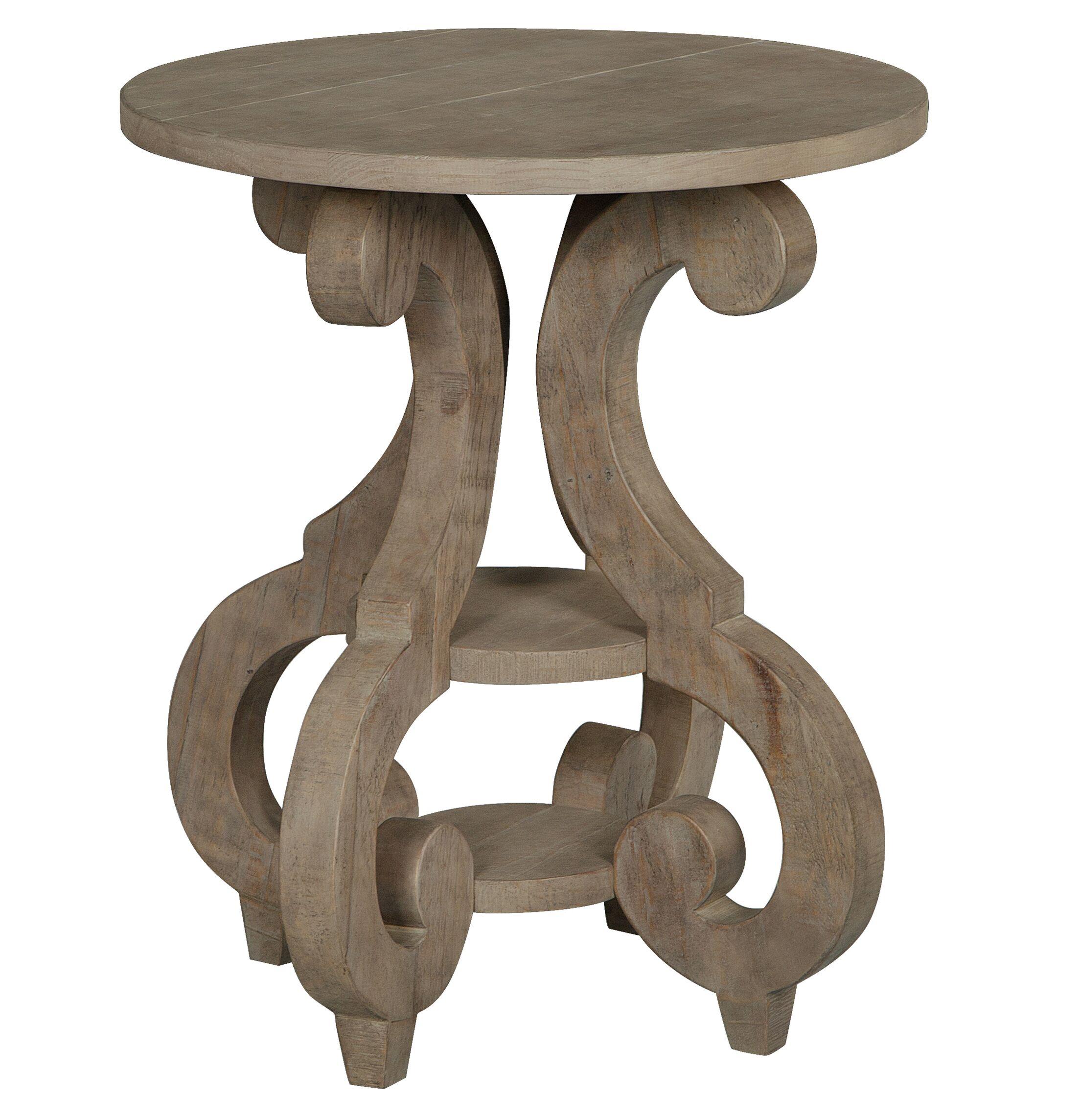 Ellenton End Table Color: Dove Tail Gray