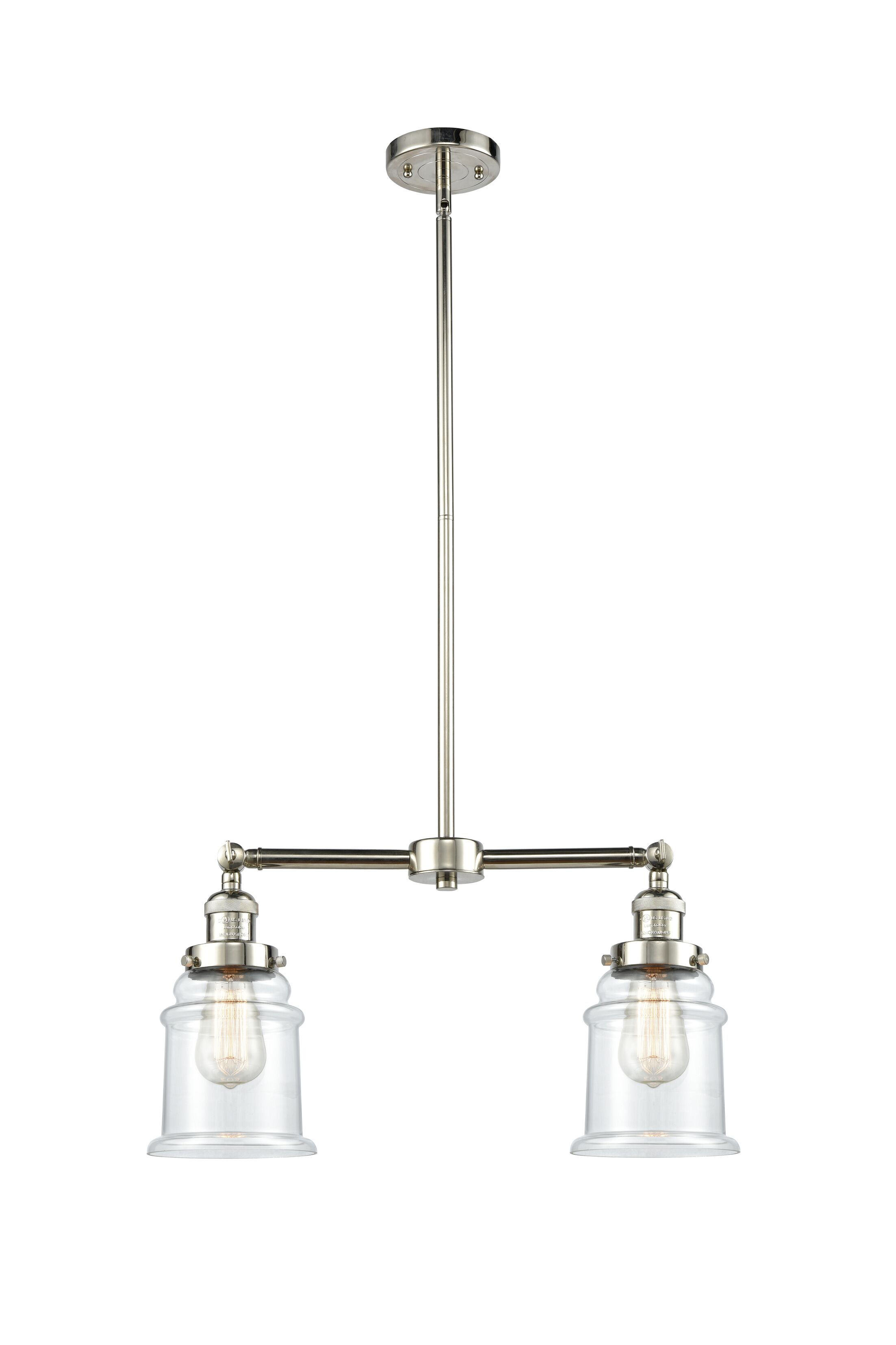 Pendant lights greeley 2 light kitchen island pendant