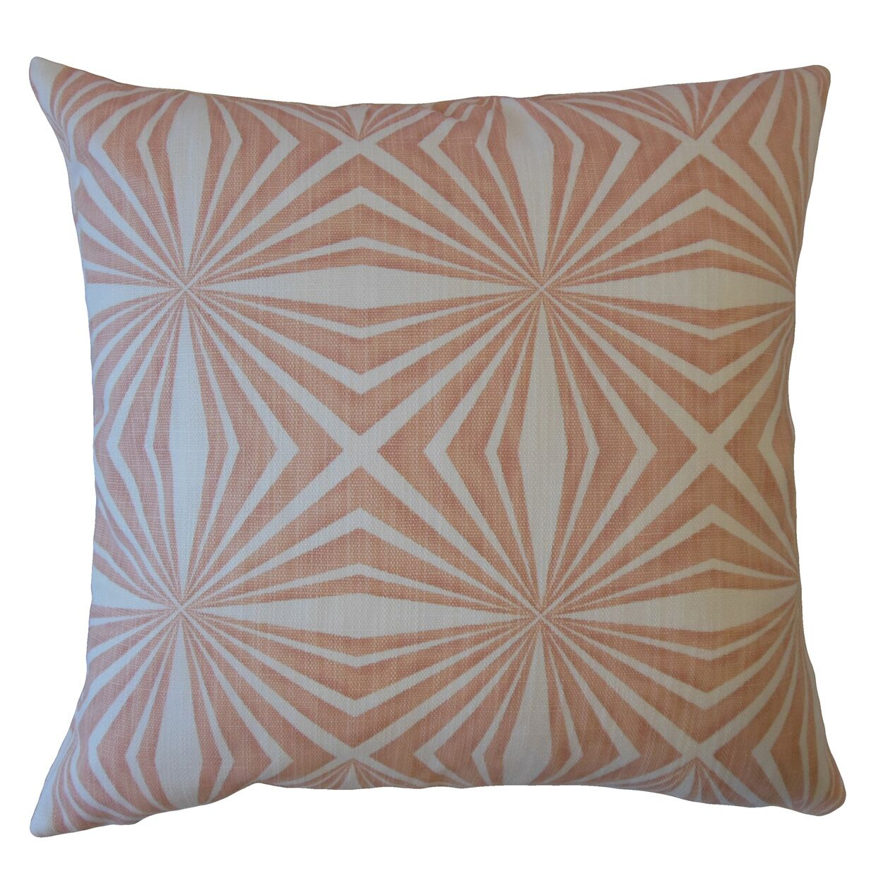 Doherty Geometric Pillow Size: 24