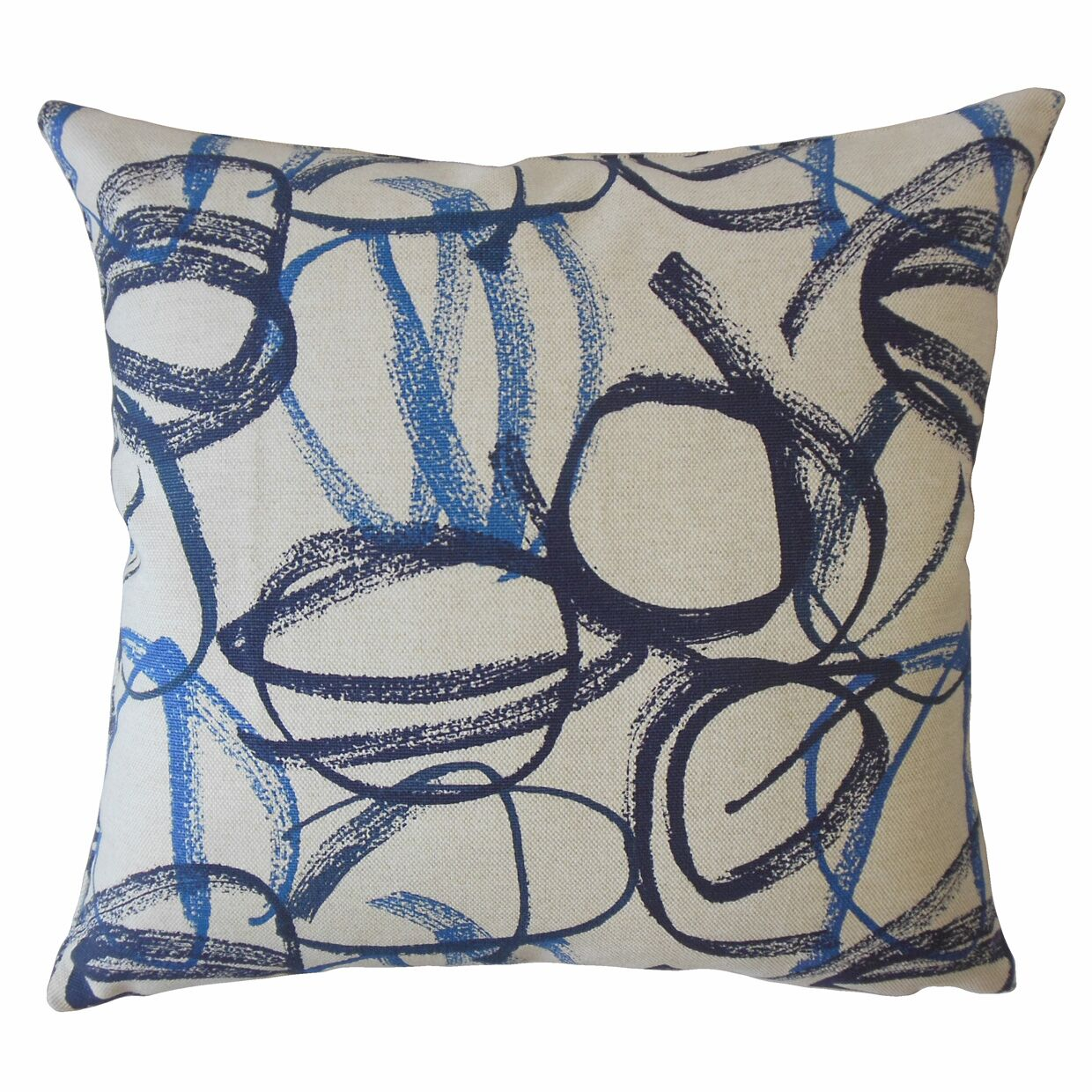 Caoimhe Graphic Cotton Pillow Size: 22