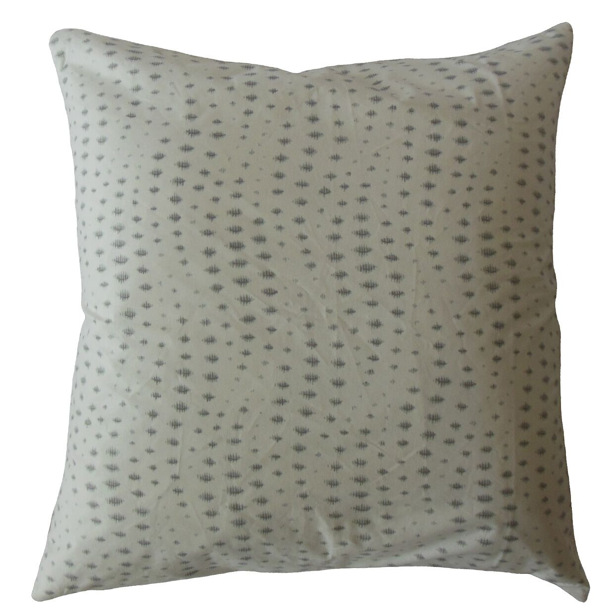 Lam Cotton Pillow Size: 20