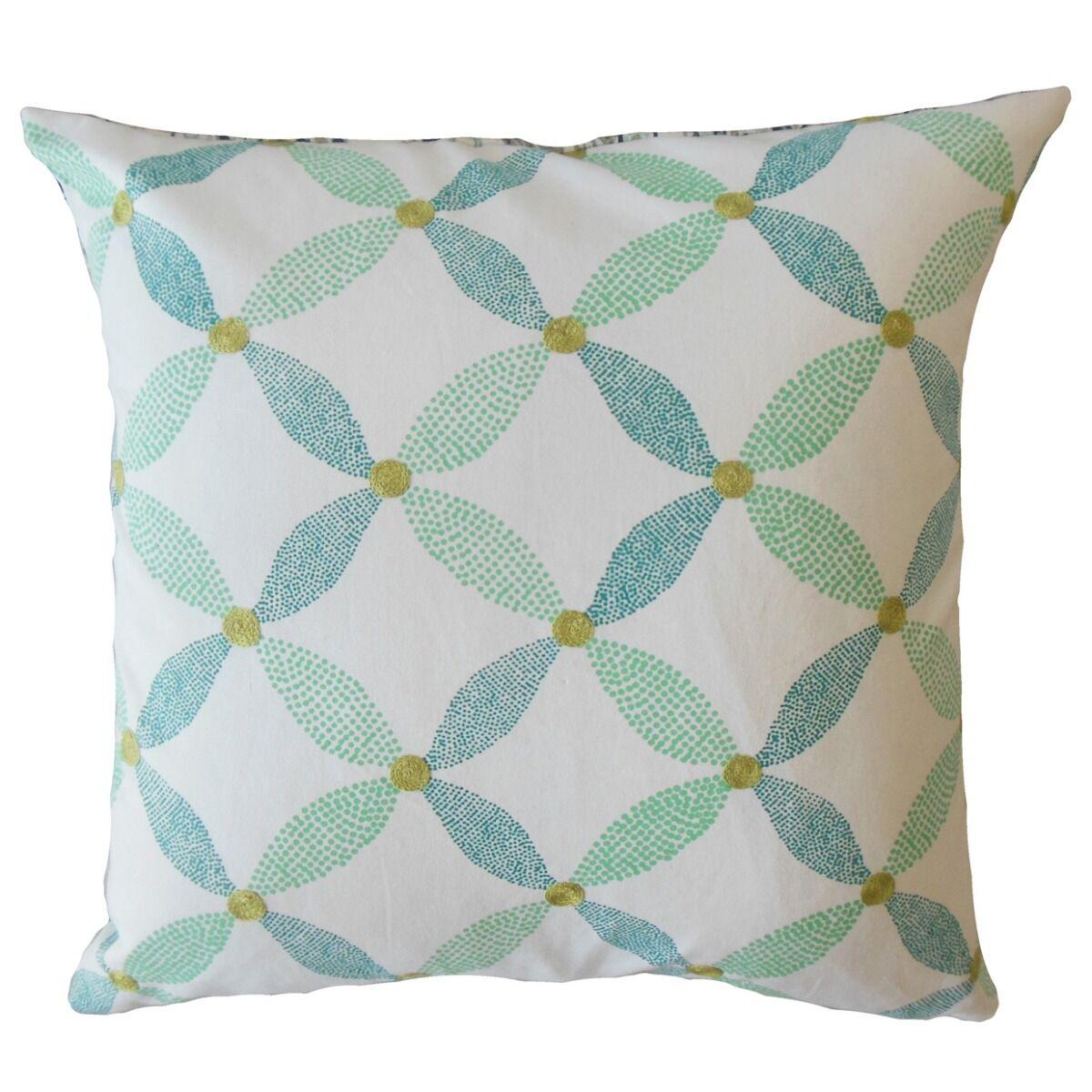 Desdemona Graphic Cotton Pillow Size: 20