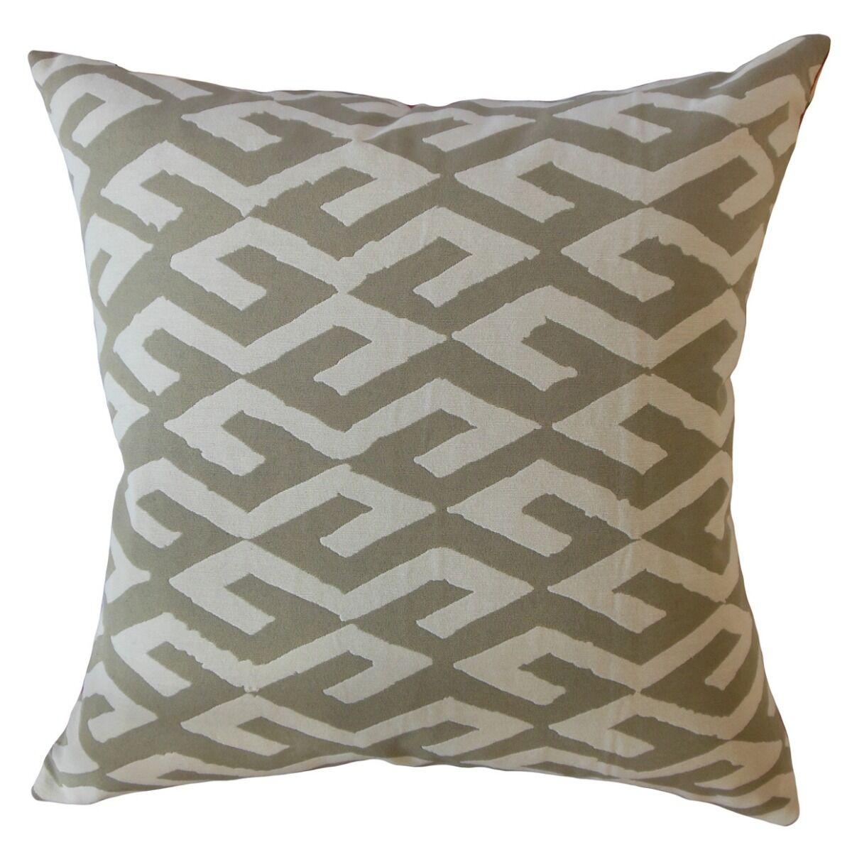 Munich Geometric Pillow Size: 20
