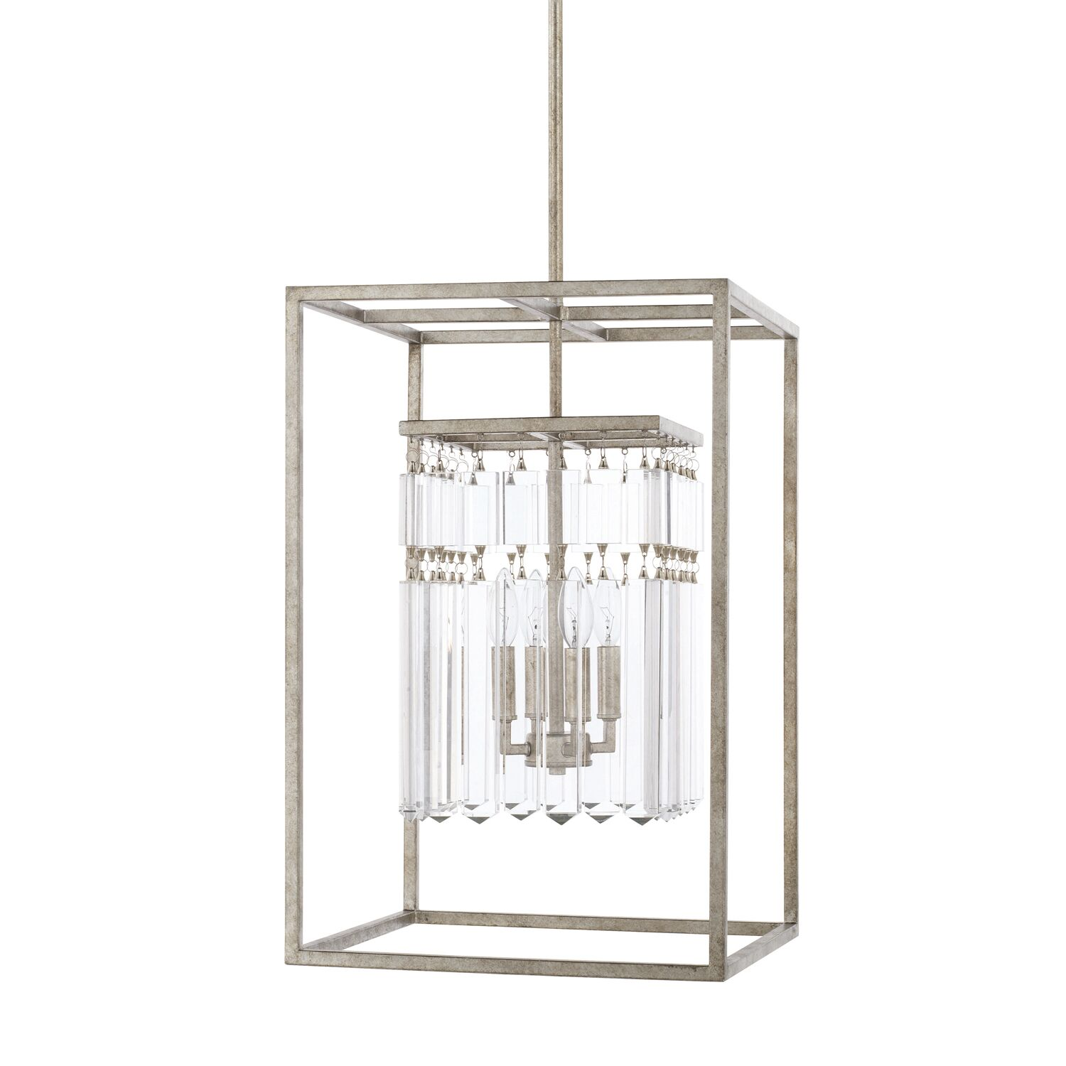 Widner 4-Light Square/Rectangle Pendant
