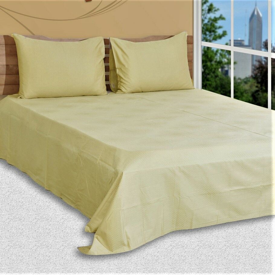 Icenhour Genuine 300 Thread Count 100% Cotton Sheet Set Size: Queen, Color: Afterglow