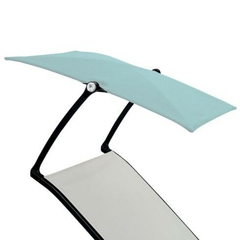 Chaise Lounge Shade Canopy Color: Cape Cove