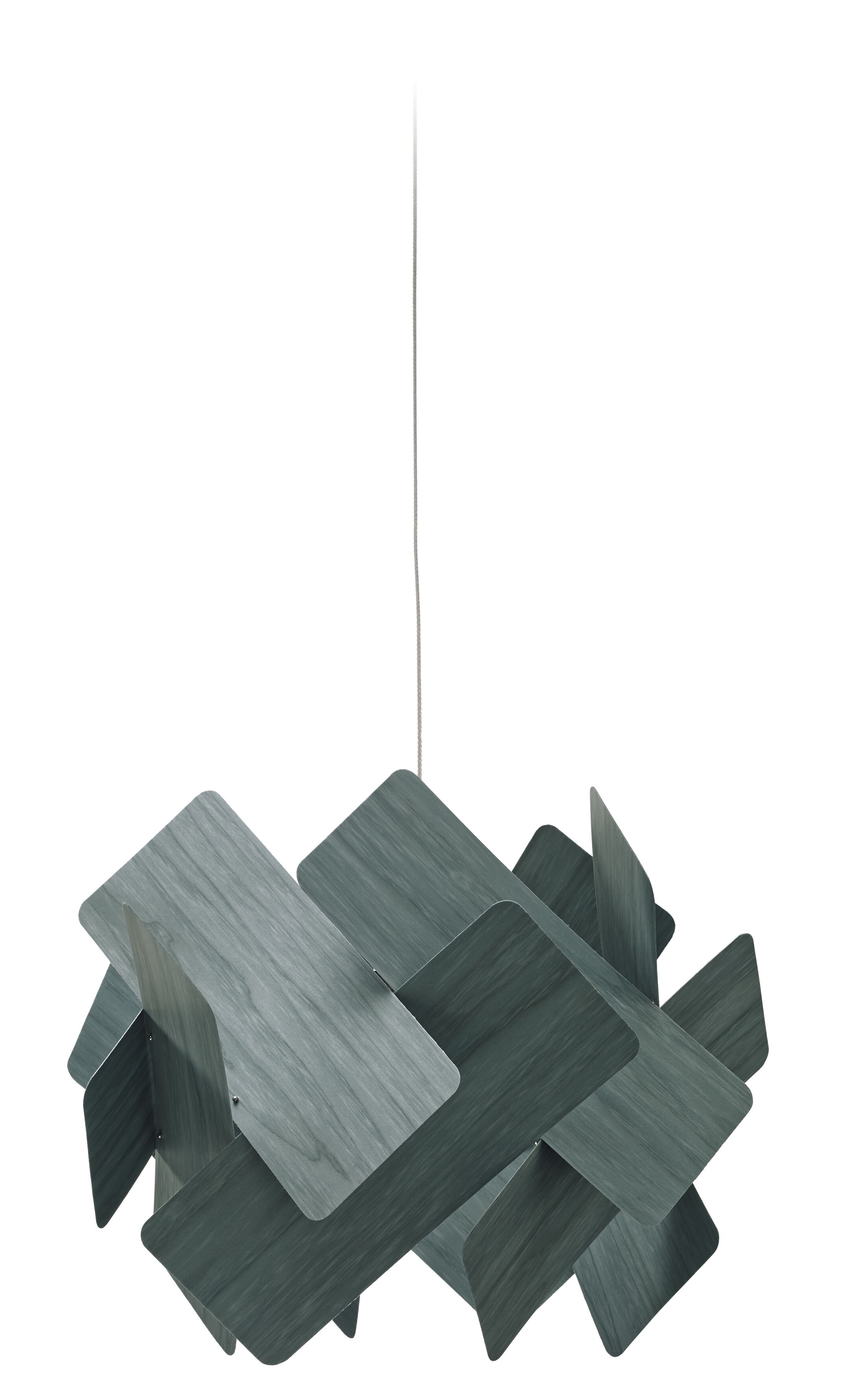 Escape 1-Light LED Geometric Pendant Features: GU24 Base, Shade Color: Turquoise