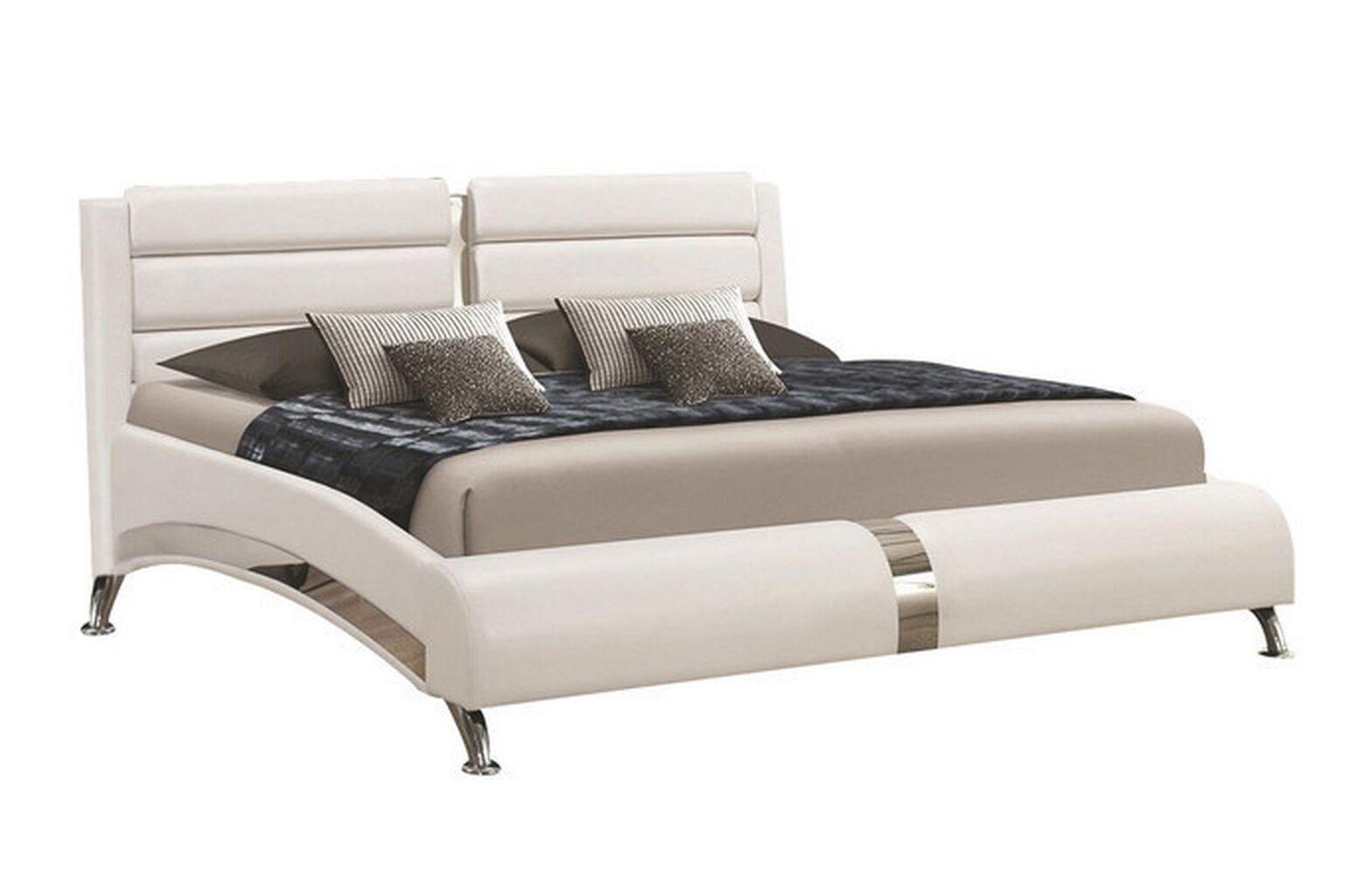 Brennen Upholstered Platform Bed Size: California King