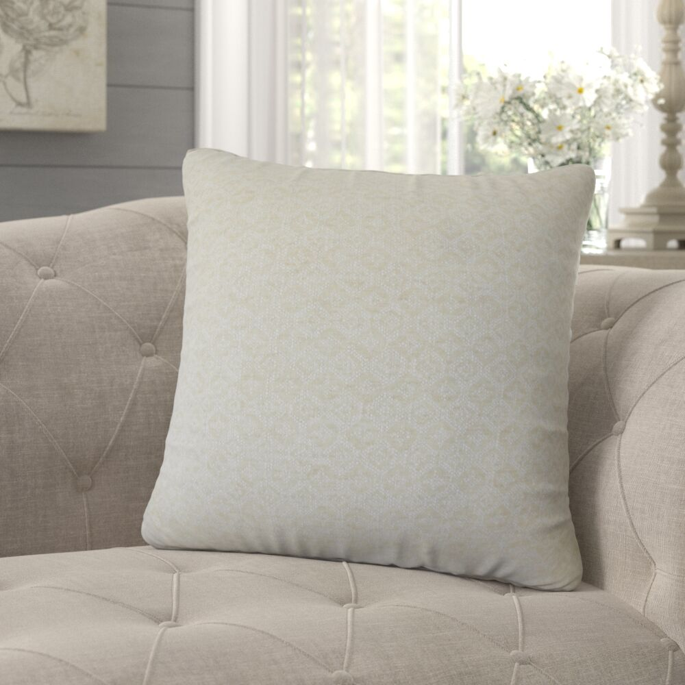 Constanza Geometric Down Filled Throw Pillow Size: 24