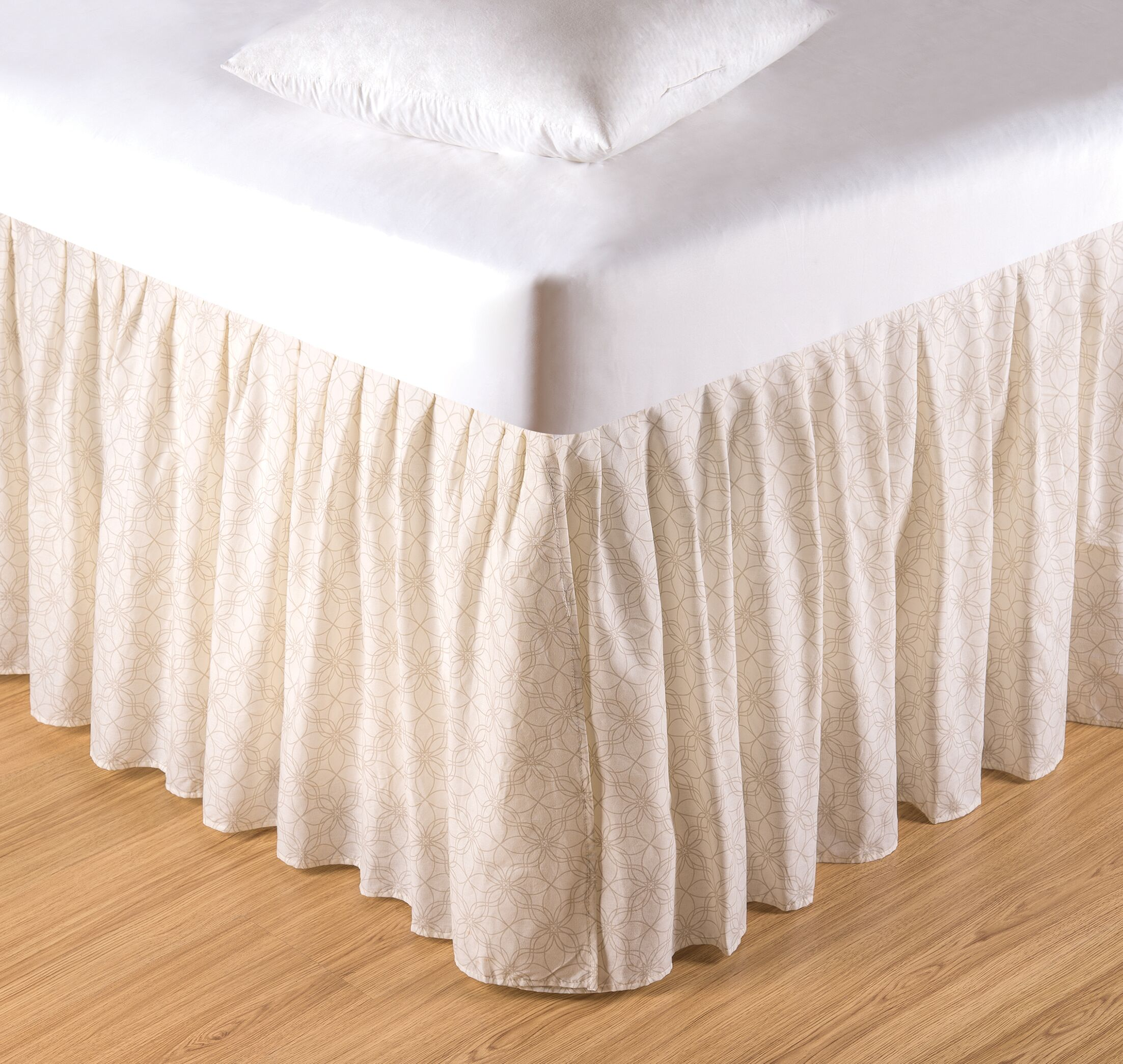 Sela Bed Skirt Size: King