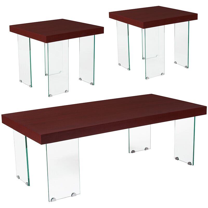 Jago 3 Piece Coffee Table Set