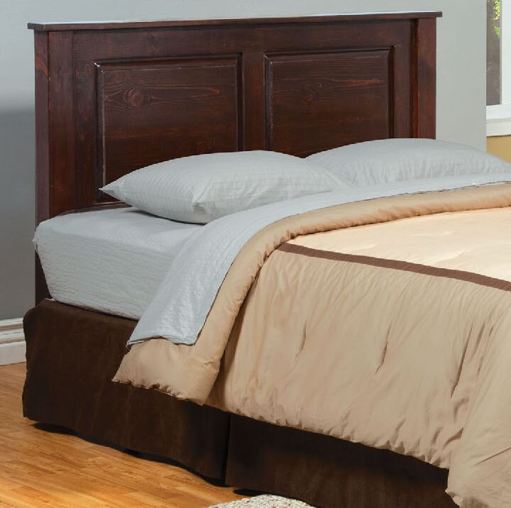 Hadlee Panel Headboard Size: Queen