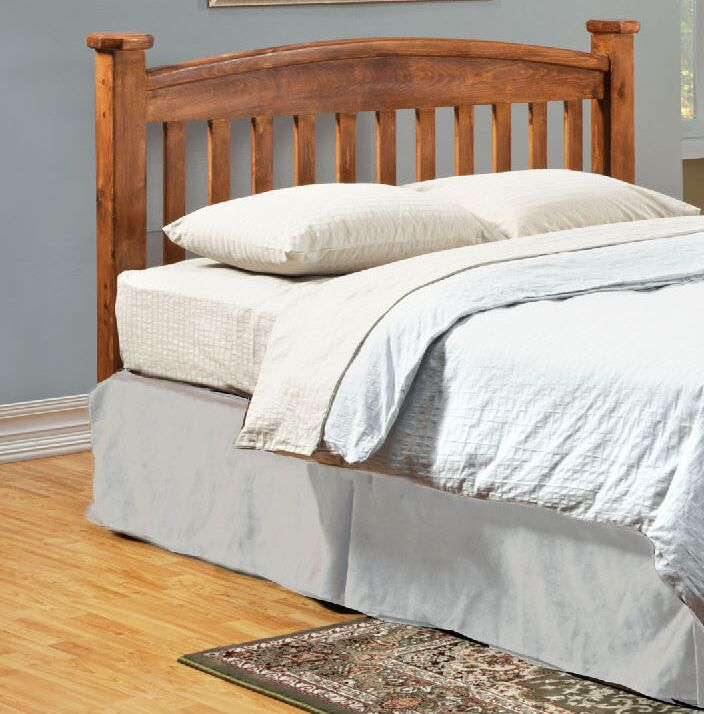 Kiara Slat Headboard Size: California King