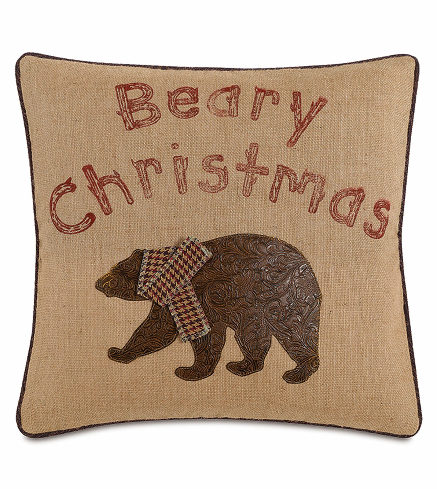 Studio 773 Lovely Bear Throw Pillow