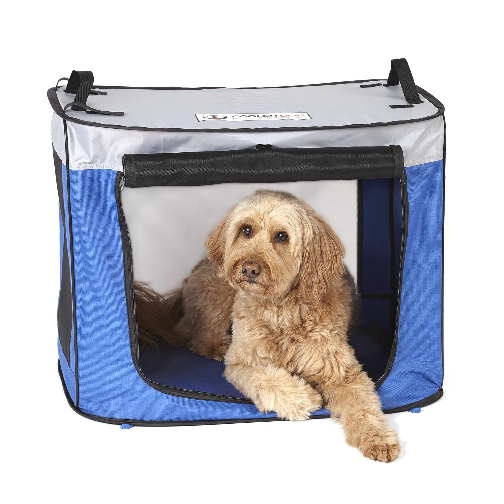 Pup-up Shade Oasis Pet Carrier Size: 27.5