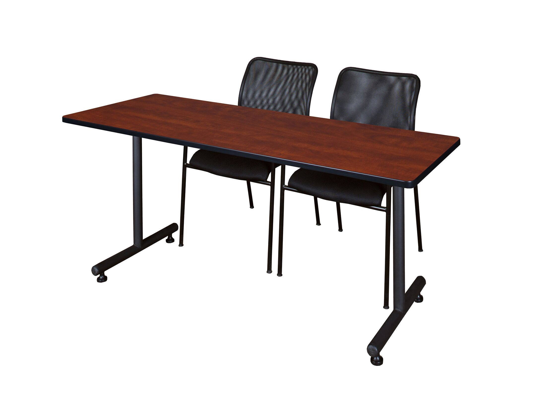 Marin Training Table with Wheels Tabletop Finish: Maple, Size: 29