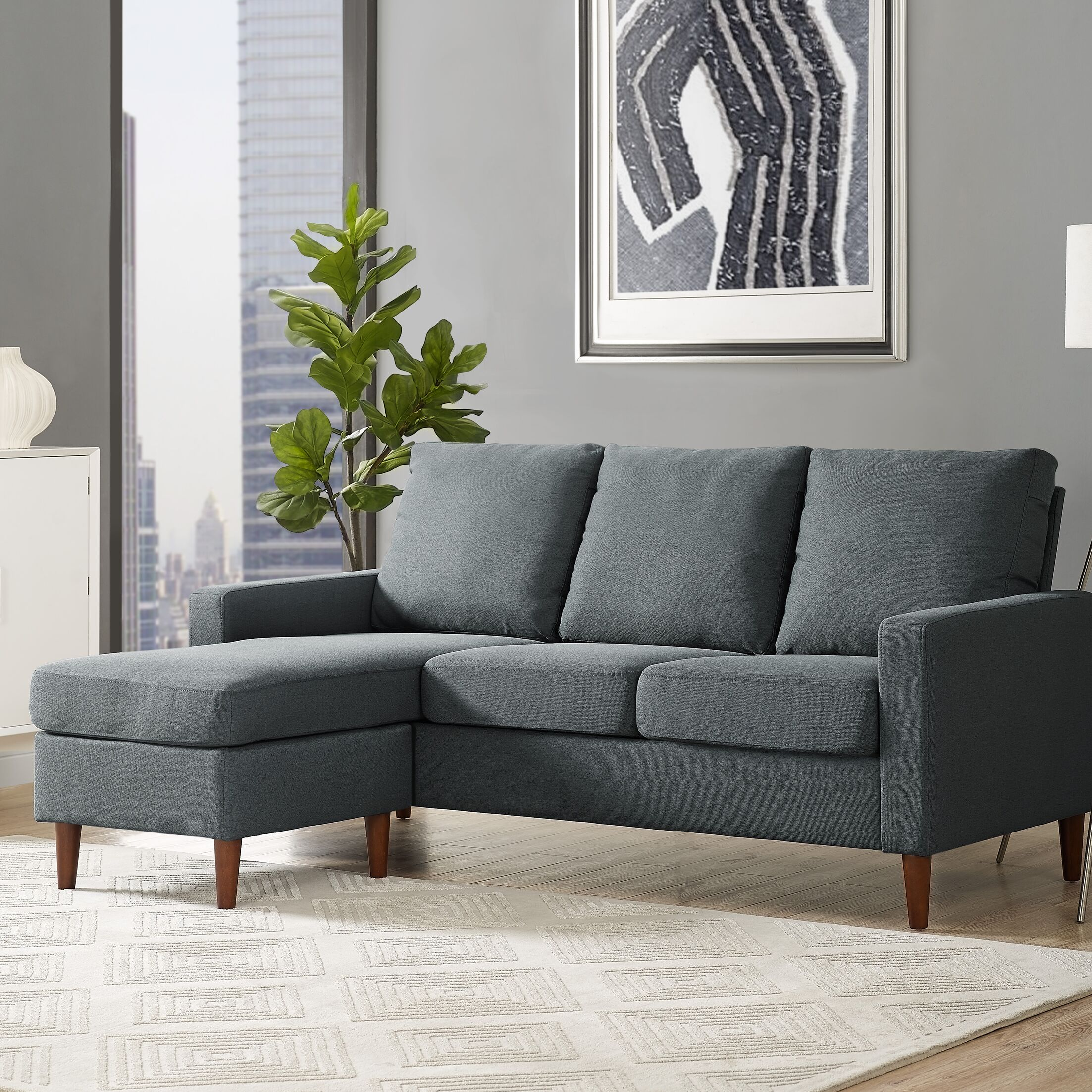 Lonnie Reversible Sectional