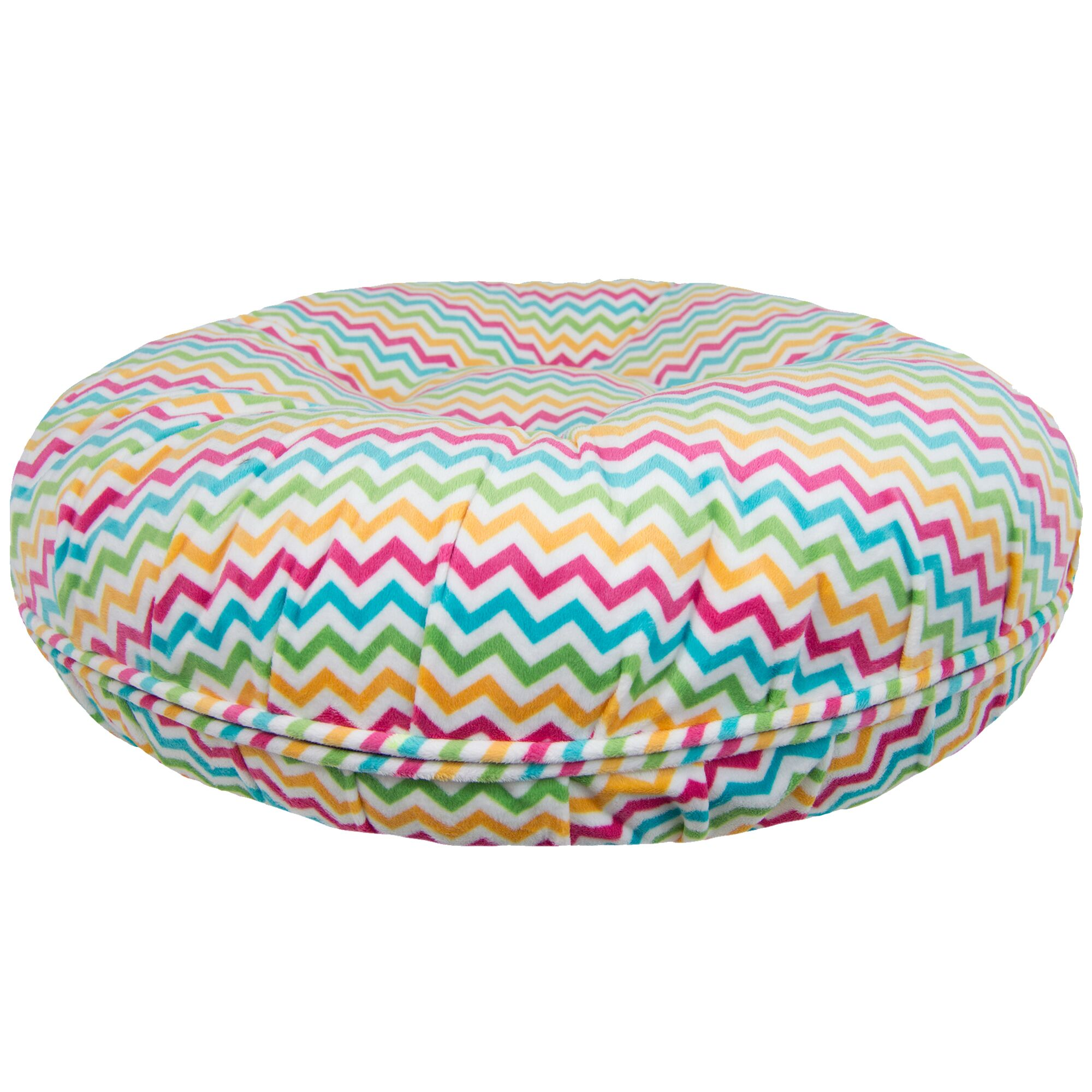 Kenwood Bed Ocean Wave Pillow Size: Small (30
