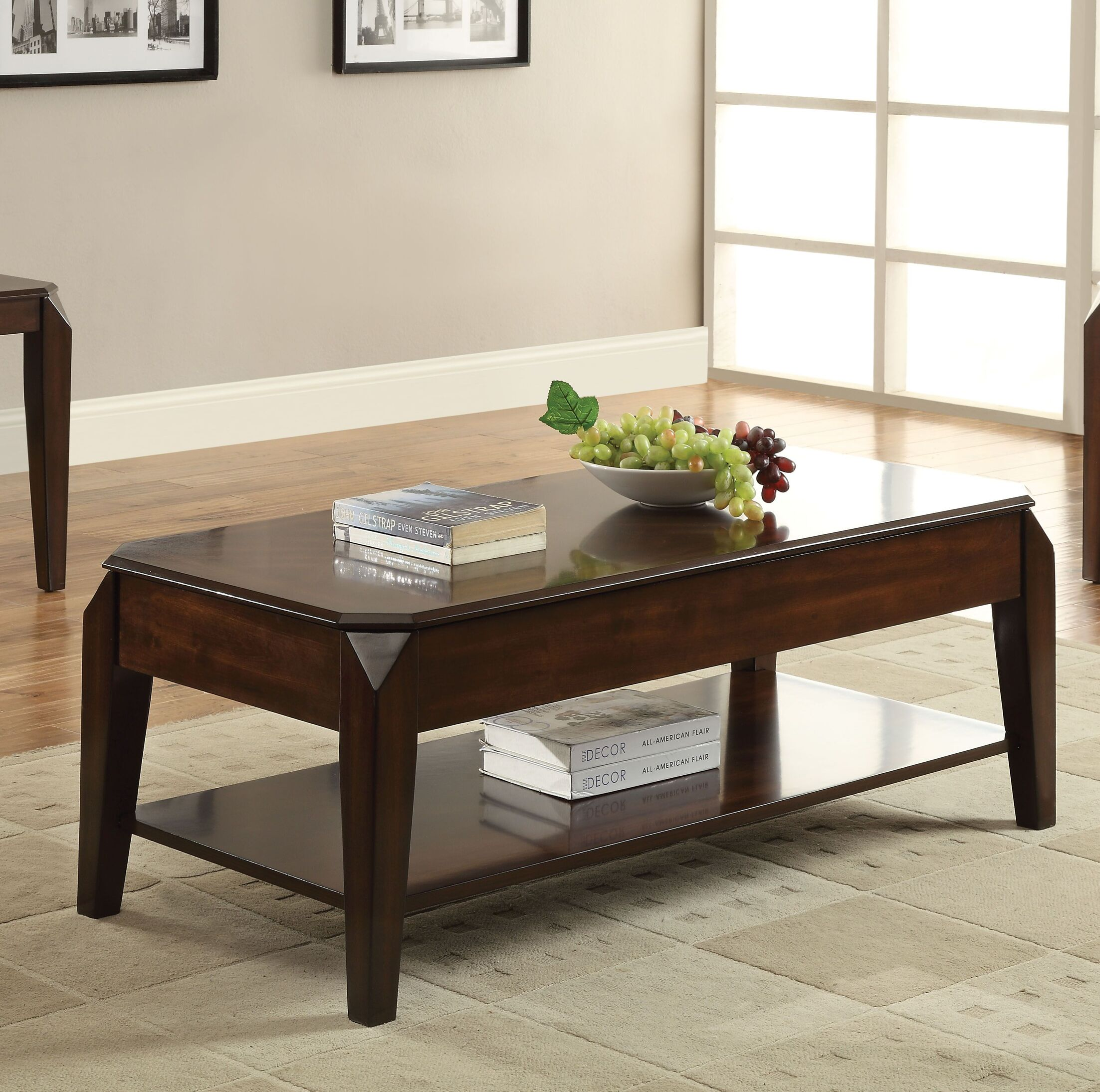 Palou Coffee Table with Lift Top