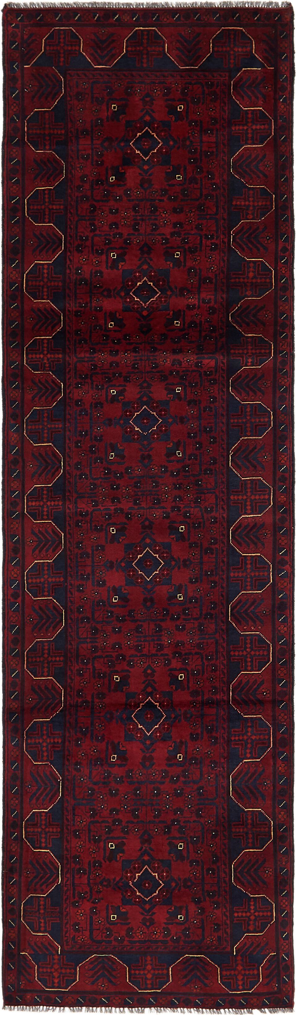 One-of-a-Kind Auxvasse Hand-Knotted 2'7