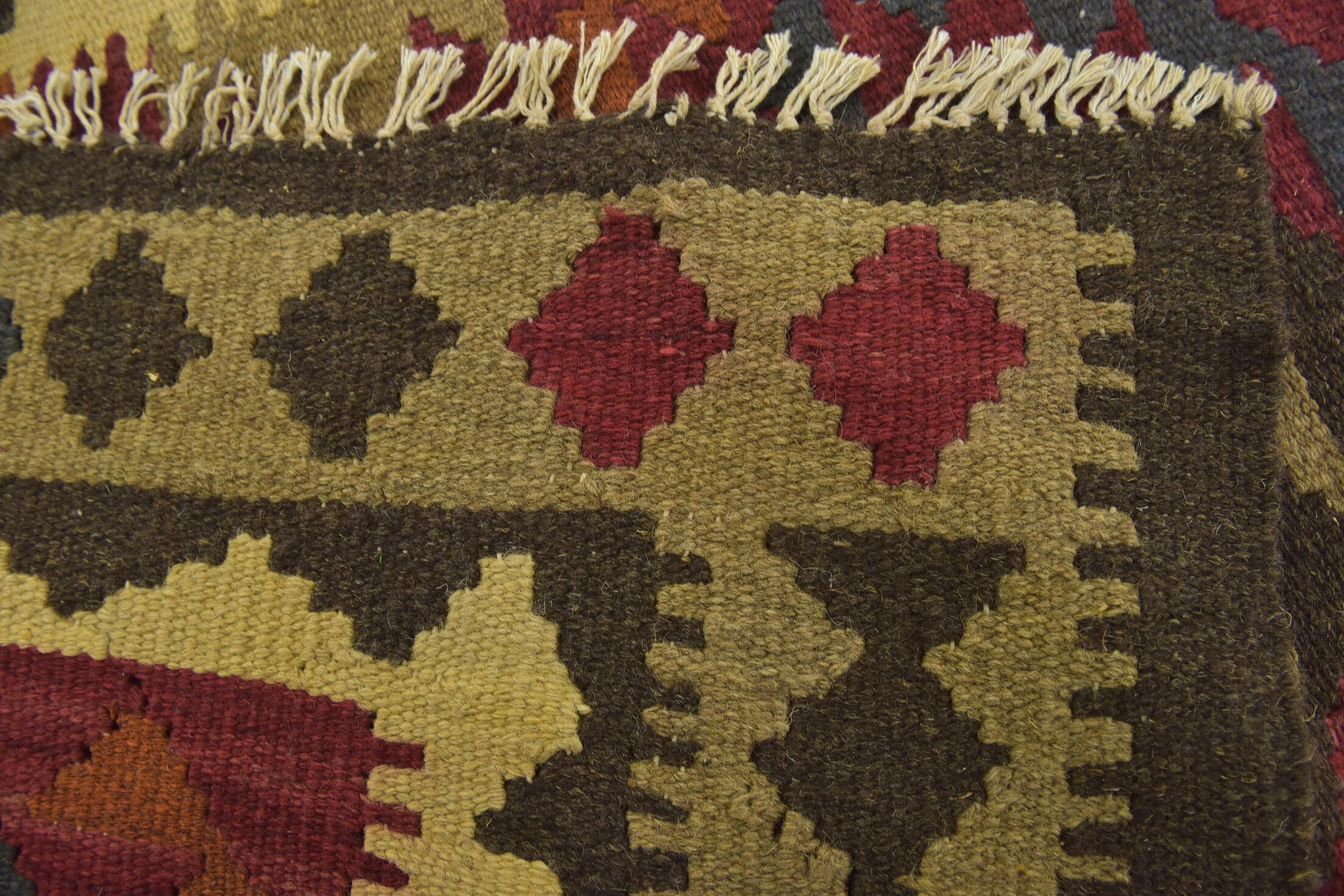 One-of-a-Kind Lorain Hand-Knotted 3'4