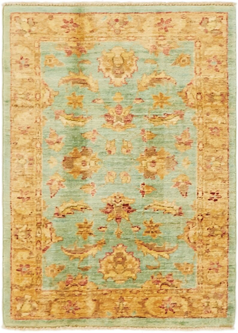 One-of-a-Kind Huntingdon Hand-Knotted  2' x 2'10