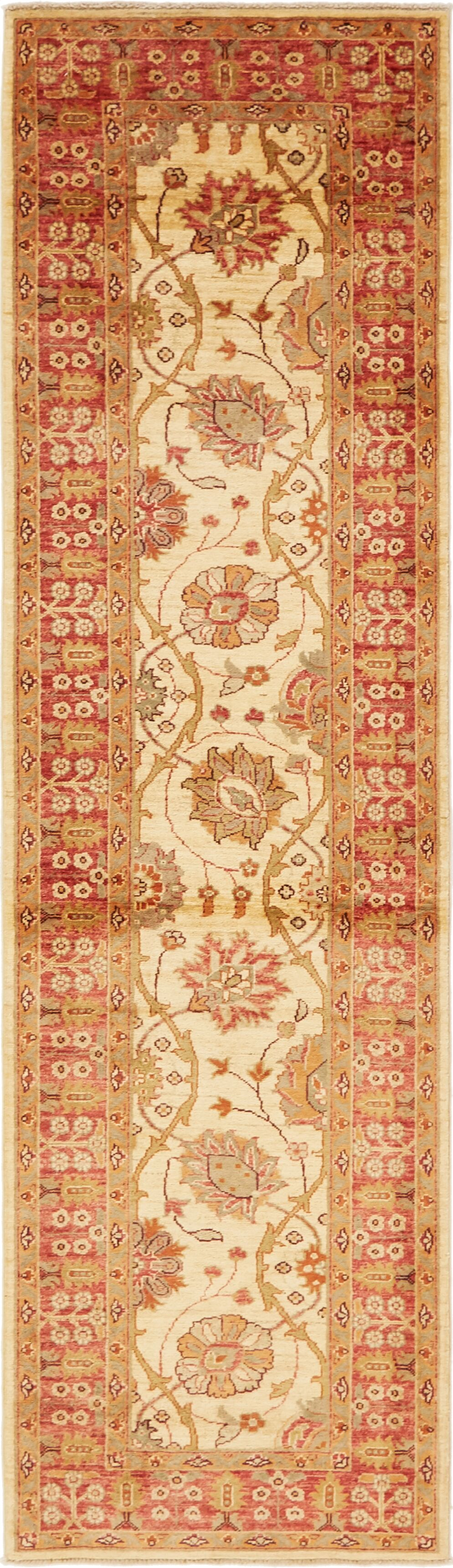 One-of-a-Kind Huntingdon Runner Hand-Knotted  2'6