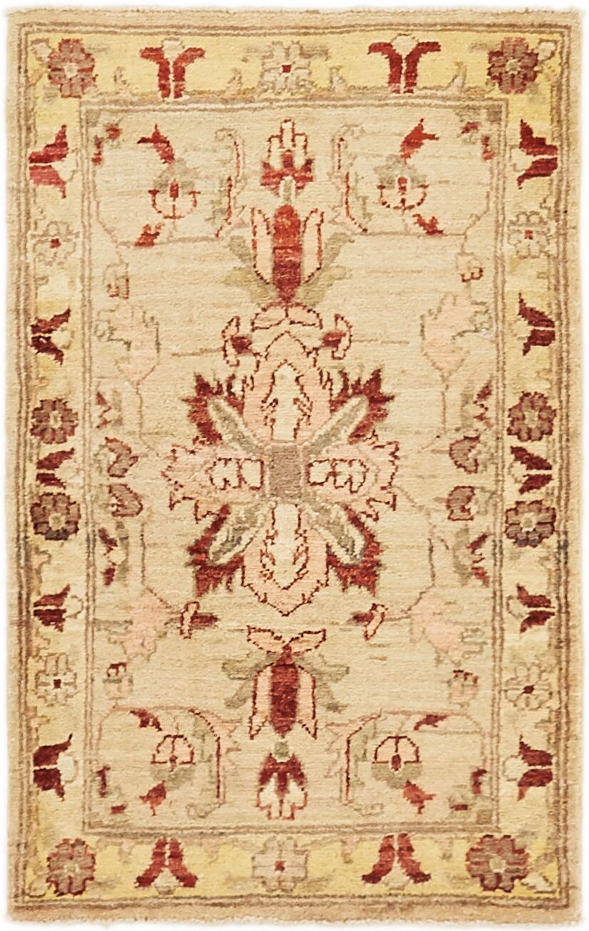 One-of-a-Kind Huntingdon Hand-Knotted  2' x 3'3
