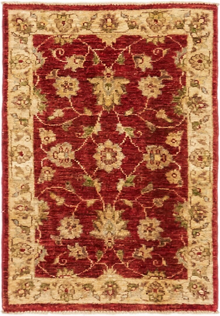 One-of-a-Kind Huntingdon Hand-Knotted  2' x 2'8