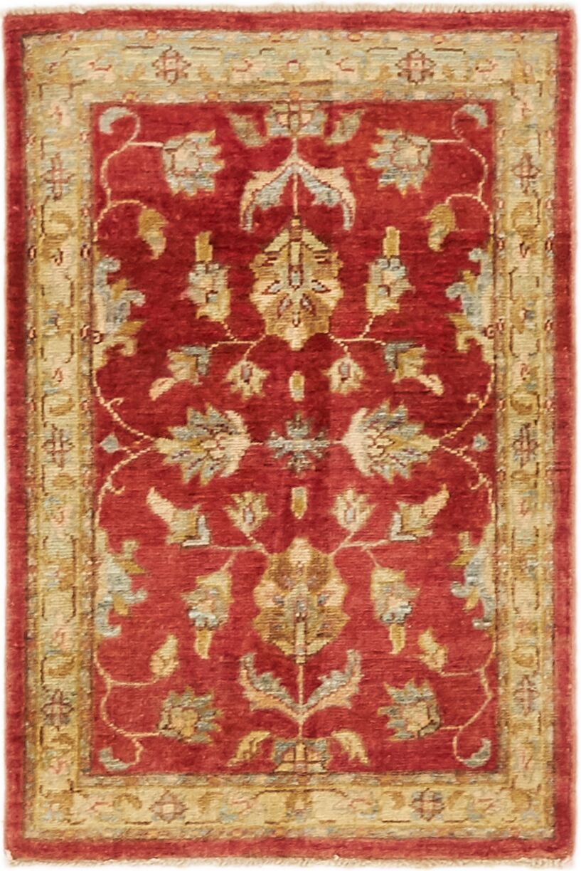 One-of-a-Kind Huntingdon Hand-Knotted  2' x 3'2