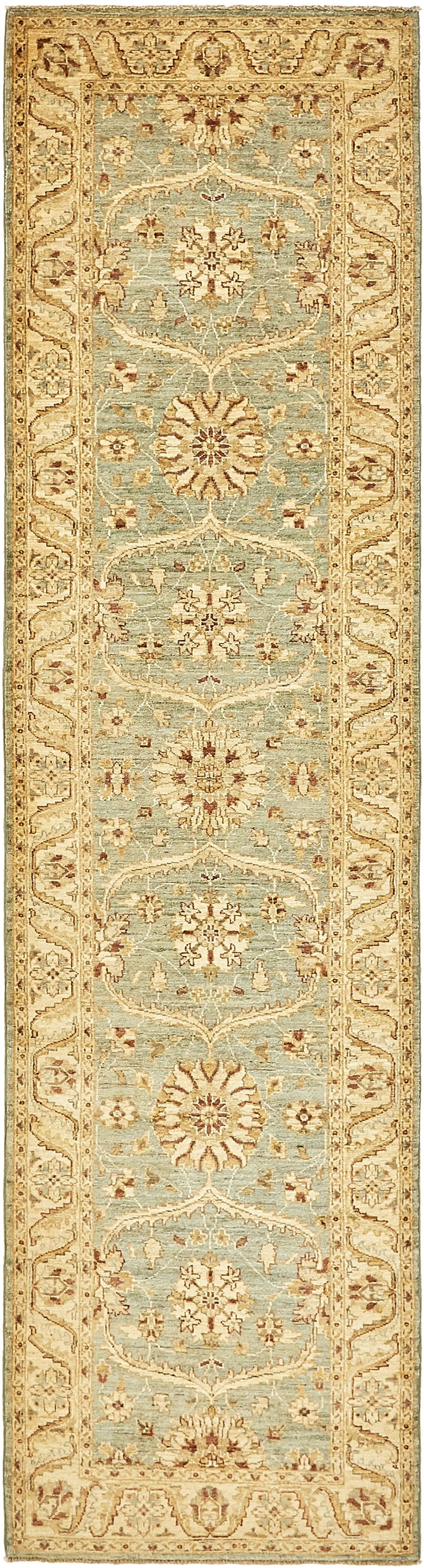 One-of-a-Kind Huntingdon Hand-Knotted  2'9