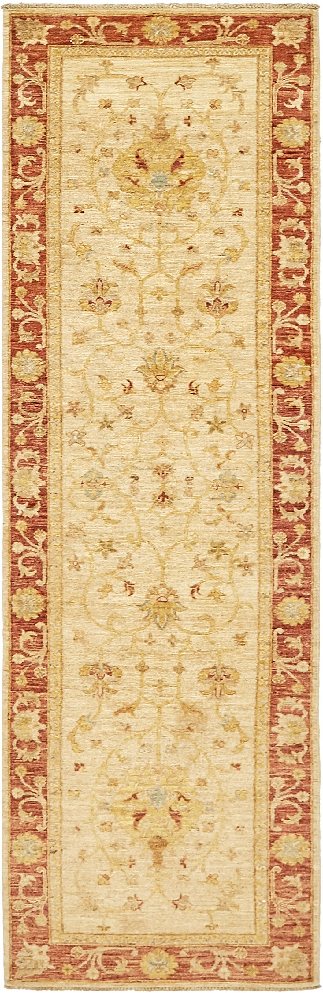 One-of-a-Kind Huntingdon Hand-Knotted  2'6